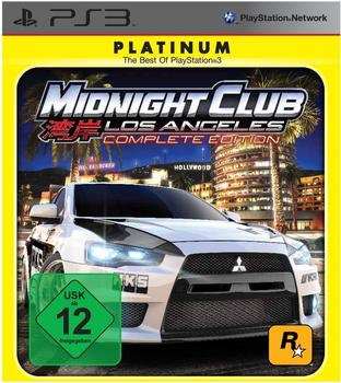 Rockstar Games Midnight Club: Los Angeles - Complete Edition (PS3)