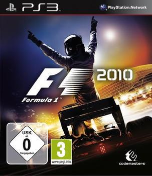 Formel 1 - 2010 (PS3)