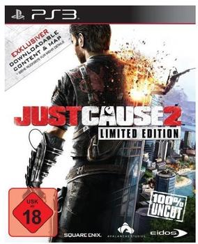 Eidos Just Cause 2 - Limited Edition (PS3)