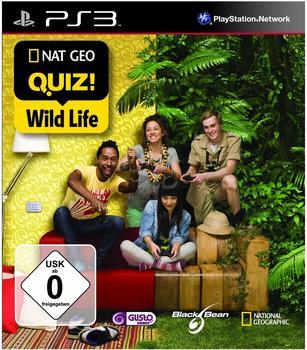F+F Nat Geo Quiz! - Wild Life (PS3)