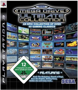 Sega Sega Mega Drive Ultimate Collection (PS3)