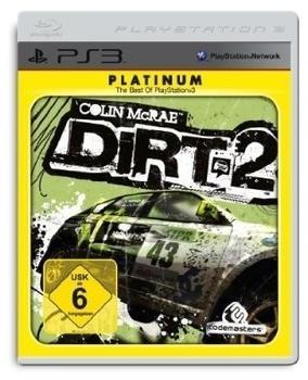 Colin McRae DIRT 2 (Platinum) (PS3)
