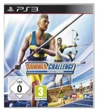 Summer Challenge Athletics Tournament (PS3)