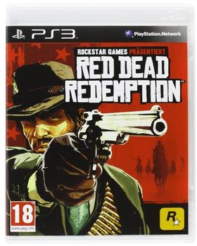 Rockstar Red Dead Redemption (PEGI) (PS3)