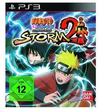 Naruto Ultimate Ninja Storm 2 (PS3)
