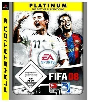 Electronic Arts FIFA 08 (Platinum) (PS3)