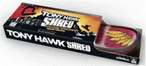Tony Hawk Shred (PS3)