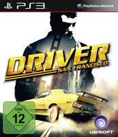 Driver - San Francisco (PS3)