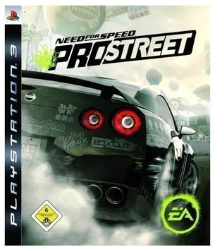 Electronic Arts Need for Speed: ProStreet (PS3)
