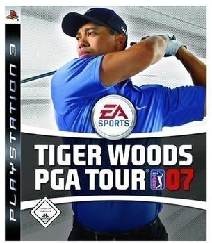 EA GAMES Tiger Woods PGA Tour 2007