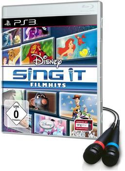 Disney Sing it: Filmhits inkl. 2 Mikrofone (PS3)