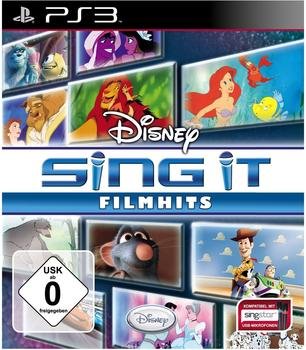 Disney Sing it: Filmhits (PS3)