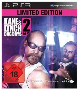 Eidos Kane and Lynch 2: Dog Days (Limited Edition) (PS3)