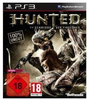 Hunted - Die Schmiede der Finsternis (PS3)