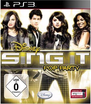 Disney Sing It: Pop Party (PS3)