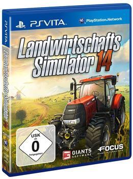 Landwirtschafts - Simulator 14 (PS Vita)