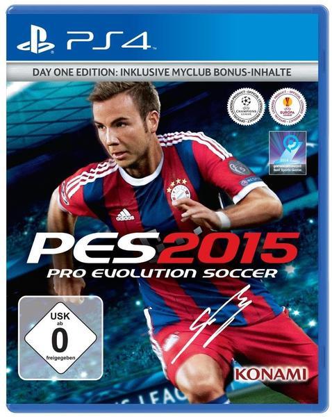 Pro Evolution Soccer PES 2015 (PS4)