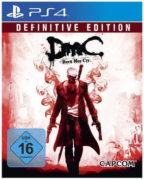 DmC: Devil May Cry (PS4)