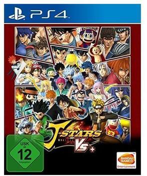 J-Stars Victory Vs + (PS4)