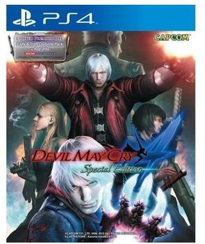 Devil May Cry 4 Special Edition (PS4)