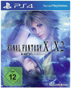 Final Fantasy X/X-2 HD Remaster (PS4)