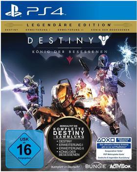 Activision Destiny: König der Besessenen - Legendäre Edition (PS4)