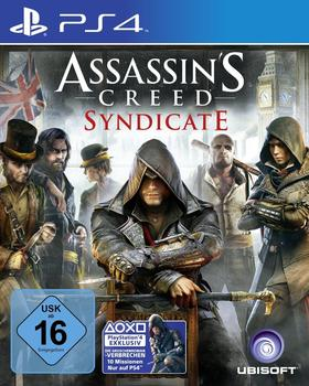 Assassins Creed: Syndicate - Special Edition (PS4)
