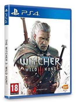 Namco The Witcher III: Wild Hunt (PEGI) (PS4)
