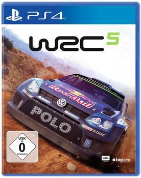 Bigben Interactive WRC 5 (PS4)