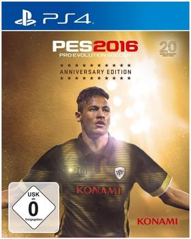Pro Evolution Soccer 2016: Anniversary Edition (PS4)