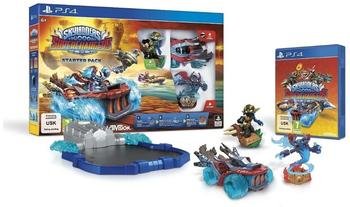 Skylanders SuperChargers: Starter Pack - (PS4)