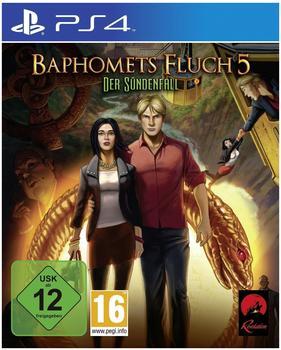 Baphomets Fluch 5: Der Sündenfall - Premium Edition (PS4)