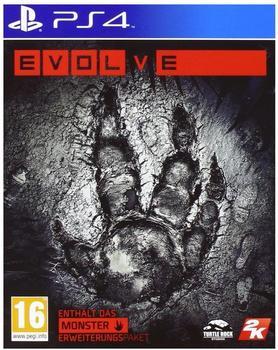 2K Games Evolve (PEGI) (PS4)