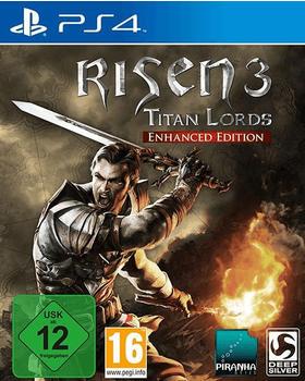 DEEP SILVER Risen 3: Titan Lords - Enhanced Edition (PEGI) (PS4)