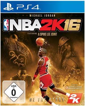 Take 2 NBA 2K16 - Michael Jordan Edition (PS4)