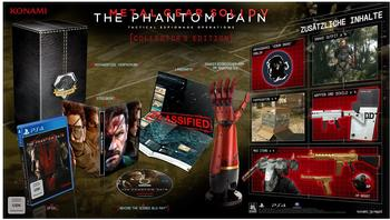 Konami Metal Gear Solid V: The Phantom Pain - Collectors Edition (PS4)