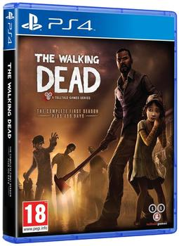 Avanquest The Walking Dead - Season 1 - Game of the Year (PS4)