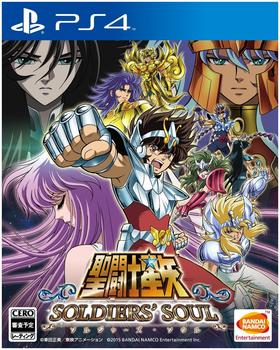 Namco Saint Seiya: Soldiers Soul (CERO) (PS4)