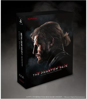 Konami Metal Gear Solid V: The Phantom Pain - Special Edition (CERO) (PS4)