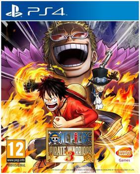 Namco One Piece: Pirate Warriors 3 (PEGI) (PS4)