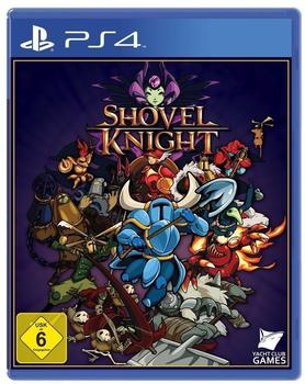 Flashpoint Shovel Knight Flashpoint (PS4)