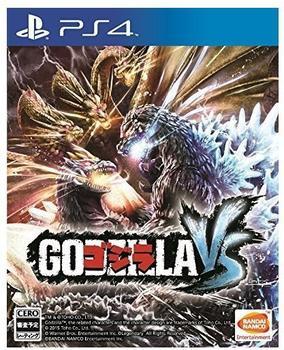 Namco Godzilla - GODZILLA VS (CERO) (PS4)