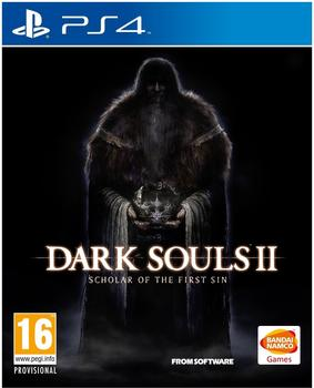Namco Dark Souls 2: Scholar of the First Sin (PEGI) (PS4)