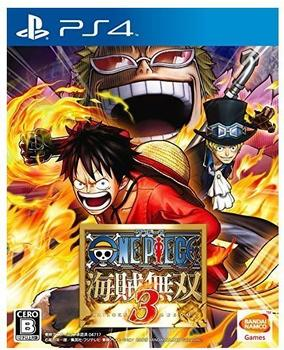 Namco One Piece: Pirate Warriors 3 (CERO) (PS4)