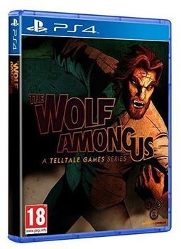 The Wolf Among Us: A Telltale Games Series (PS4)