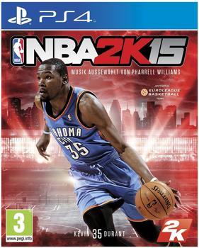 2K Sports NBA 2K15 (PEGI) (PS4)