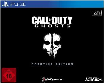Activision Blizzard Call of Duty: Ghosts - Prestige Edition (PS4)
