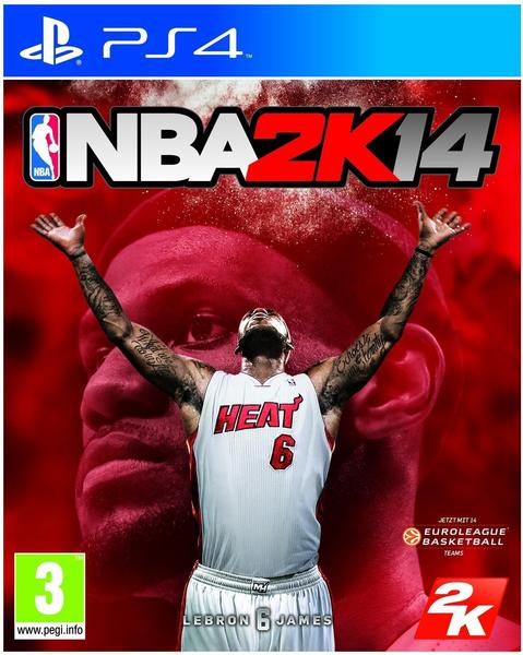 2K Games NBA 2K14 (PEGI) (PS4)