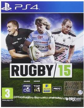 Bigben Interactive Rugby 15 PS4