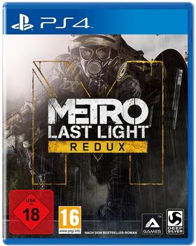 Metro: Last Light - Redux (PS4)
